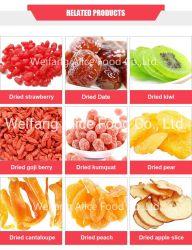 달콤한 맛 중국 말린 과일 보존 탈수 과일