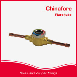 Латунные и медные клапан системы трубопроводов кондиционера воздуха