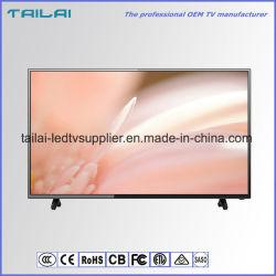 """Großverkauf-konkurrenzfähiger Preis 43 """"FHD TFT LCD Bildschirm-Farbe Dled Fernseher"""