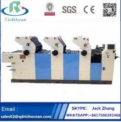 De Leverancier van China van de Machine van de Druk van de Compensatie van drie Kleur