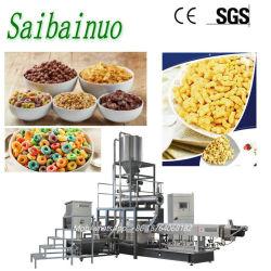 De beste Voedzame Snacks van de Cornflakes van de Graangewassen van het Ontbijt Breekt de Lopende band van Machines af