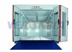 Wld9300 Downdraft Waterbrone cabina de pintura de automóviles de lujo en venta
