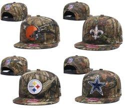 Salut au service de gros Browns Saints Steelers chapeaux de cow-boys de football