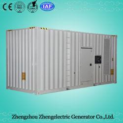 660квт 800 ква 50Гц водостойкой прицепа контейнер Deutz дизельный генератор