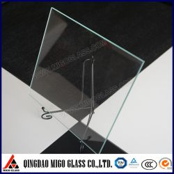 Размер реза малых изображение Очистить лист стекла плавающего режима рамы стекла