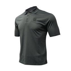 Planície Healong se sublima Imprimir por grosso Polo esportivo Personalizado Mens Polo Shirt