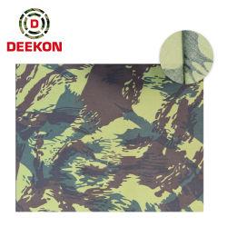 Der Libanon-tarnt vertikales Eidechse-Militär Twill-Gewebe für Armee-Umhüllung