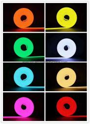 12V 24V 220V LED гибкие Неоновые вывески с подсветкой газа 2835 для использования вне помещений водонепроницаемый яркие Декоративные световые мягкий свет