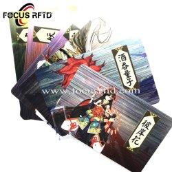 Hitag 1/2 TK4100 Tarjeta de fidelización de plástico de tarjeta prepago Tarjeta de Banda Magnética Tarjeta Llave PVC