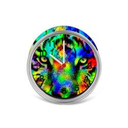 Reloj de nevera personalizados Regalos de Navidad único establecido en el cuadro de cliente VIP