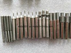 6mm Diamante ou exercícios de CBN com ranhuras ou Ângulo para perfuração