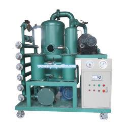현장 통전 또는 비통전 변압기 오일 재생 플랜트(ZYD-I-200)