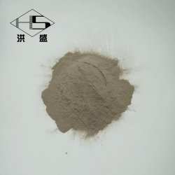 Materia prima stridente della cera dell'ossido F800 dell'allumina del Brown