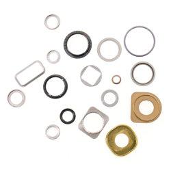 Métaux Pièces de bijoux de pièces d'usinage CNC