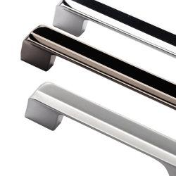 Hot Design Furniture Hardware Zinc-legering Cabinethandgreep met verschillende Voltooid