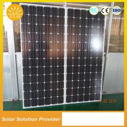 Módulo Solar Cristalino Mono del Poder Más Elevado 300W para el Sistema Casero Solar