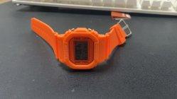 Ver juego de los hombres de lujo marca Digital LED de cuarzo resistente al agua reloj hombre reloj de pulsera militar Deporte Relogio