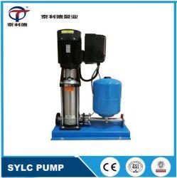 Pompa centrifuga a più stadi verticale dell'acciaio inossidabile della componente 304 di flusso