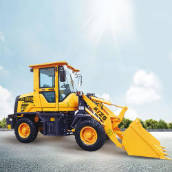 chargeuse à roues 0,8 tonne Wheel-Loader China-Mini-