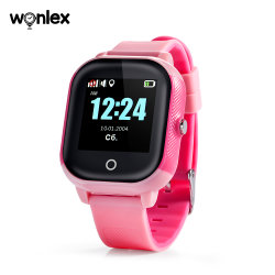 Mejores dispositivos de seguimiento GPS portátil para niños Teléfono móvil inteligente de reloj de pulsera