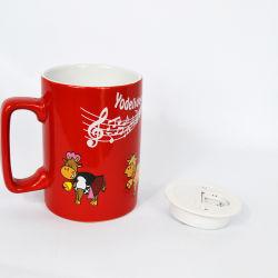 Tazze di ceramica di musica della tazza di caffè del suono della tazza di musica dei prodotti promozionali