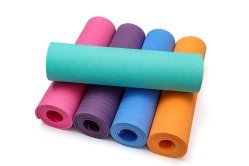 Non-Slipping RubberMat van de Yoga TPE