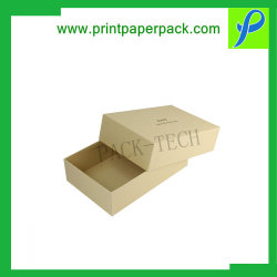 Excellente qualité de l'emballage de papier personnalisé rentables cases Afficher boîte à savon cosmétique