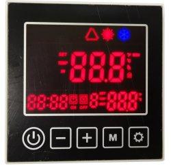 Controlo do inversor de corrente contínua (DC) Cc881 para unidade da bomba de aquecimento da piscina