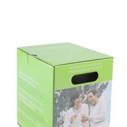 La Chine célèbre marque de haute qualité de l'impression papier cosmétiques boîte cadeau