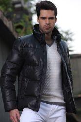 2021 Latest Design Shinny Duck Down Jacket men Casual Down Jas Standaard kraag kleding Mode eenvoudige zakelijke kleding