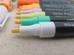 고품질 아크릴 페인트 마커 펜은 아이를 위해 놓았다