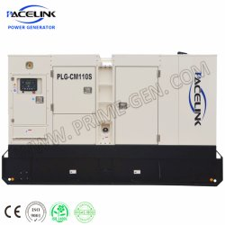 25kVA~1500kVA Cummins Powered Silent 방음 디젤 발전기(CE/ISO 포함