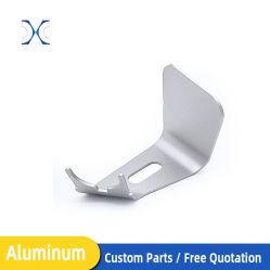 Alta precisión de piezas de aluminio anodizado de blanqueado de la pintura en aerosol/Aluminio mecanizado CNC