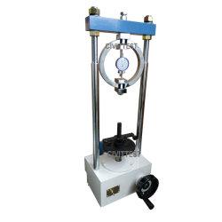 Relación de cojinete de California del suelo probar máquina de ensayo de CBR