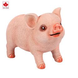 Contenitore di soldi della resina della Banca di moneta di disegno del maiale dei regali della resina del ricordo