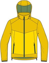 남성용 맞춤형 지퍼용 방수 지퍼 레인 코트 코트