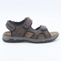 偶然靴PU人のための上部のFootbedのサンダルのスポーツのサンダル