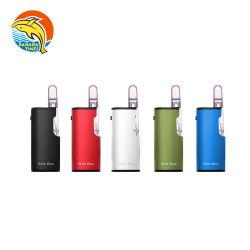 Best Selling 650mAh recarregável e cigarro Cdb descartáveis Vape Bateria