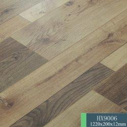 Ingénierie de revêtements de sol multicouche des revêtements de sol en teck le plancher en bois