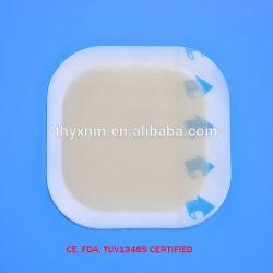 Limpeza Hydrocolloid com beira para o tratamento da ferida