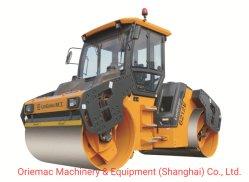 Liugong 13 Tonnen-Ministraßen-Rolle (Clg6213e) mit doppelter Trommel