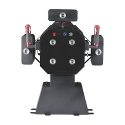Effetti di fase movimento 7*3W luce LED CO2 fumo nebbia apparecchiatura Macchina per fumo