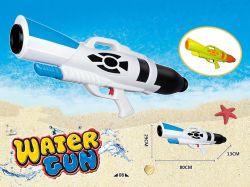 여름 모래 해변 장난감 플라스틱 펌프 워터 건 장난감 아이들을 위한