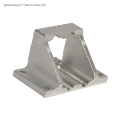 Alliage en aluminium moulé personnalisé de haute précision en métal d'usinage CNC Tailstock automatique