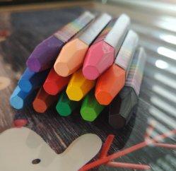 Горячие продажи завода предлагают 12 цветов масло в пастельных тонах с шестигранной головкой типа
