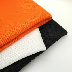 Tessuto di maglia poco costoso delle tessile Hh-003 per il tessuto dello zaino dei pattini di sport