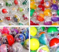 Capsule de distributeurs de jouets en vrac (500+ Collections)