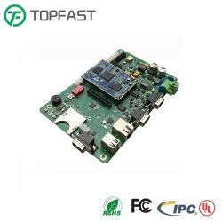 Shenzhen Professional Custom-Made OEM Electronic SMT conjunto DIP Fabricante Protótipo PCB multicamada & PCBA
