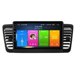 9 дюймов Android 9.0 автомобильной аудиосистемы с системой навигации GPS для Subaru Legacy 2004-2009 мультимедийным проигрывателем радио стерео Autoradio нет 2 DIN