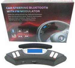 La dirección de coche Bluetooth con modulador de FM (ST18)